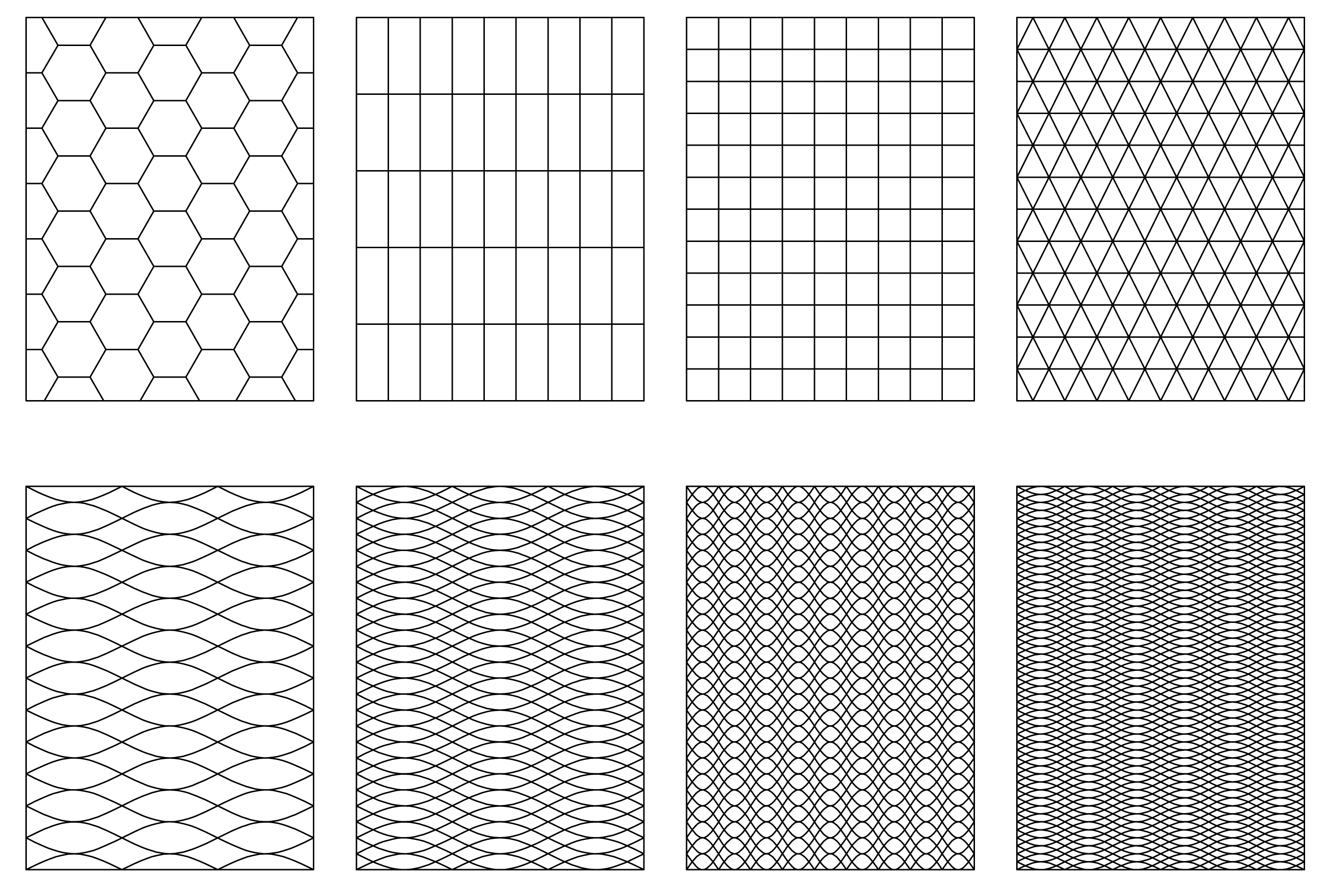 tesselation patterns modeljpg